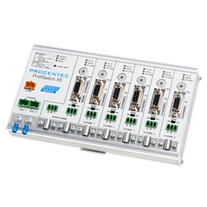 ProfiHub / ProfiSwitch - Multikanaal PROFIBUS repeaters