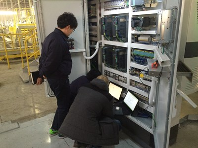Troubleshooting China